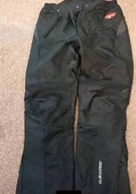 Lady's motorcycle trousers