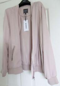 Brand new pink next jacket
