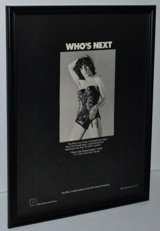 THE WHO 1971 WHO