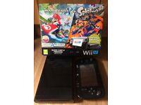 Nintendo Wii U premium pack console, boxed