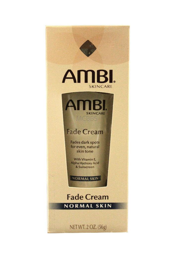 Ambi Skincare Fade Cream For Normal Skin 2 Oz.