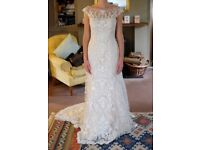 Maggie Sottero Wedding Dress size 8 Unworn Sample Sale RRP £1350