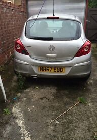 (Lady owner) Vauxhall Corsa 1.2 SXI for sale!