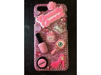 Customised iPhone 7 Beauty Queen case