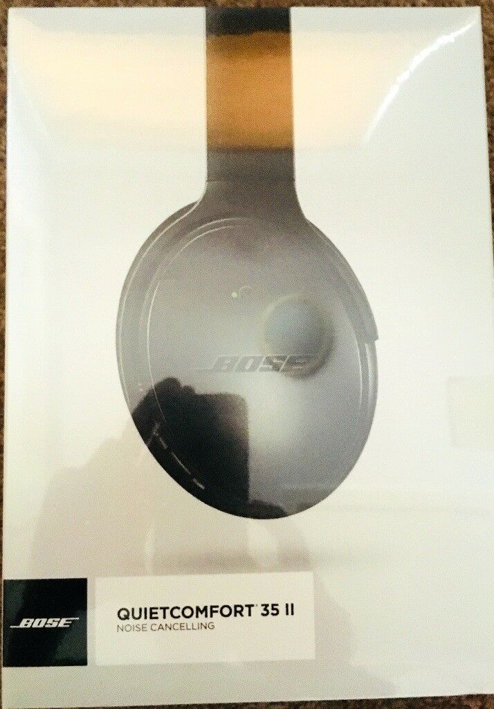 Brand New still sealed Bose QC35 II Headphones