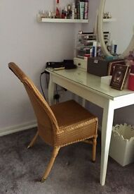 Wicker chair excellent condition