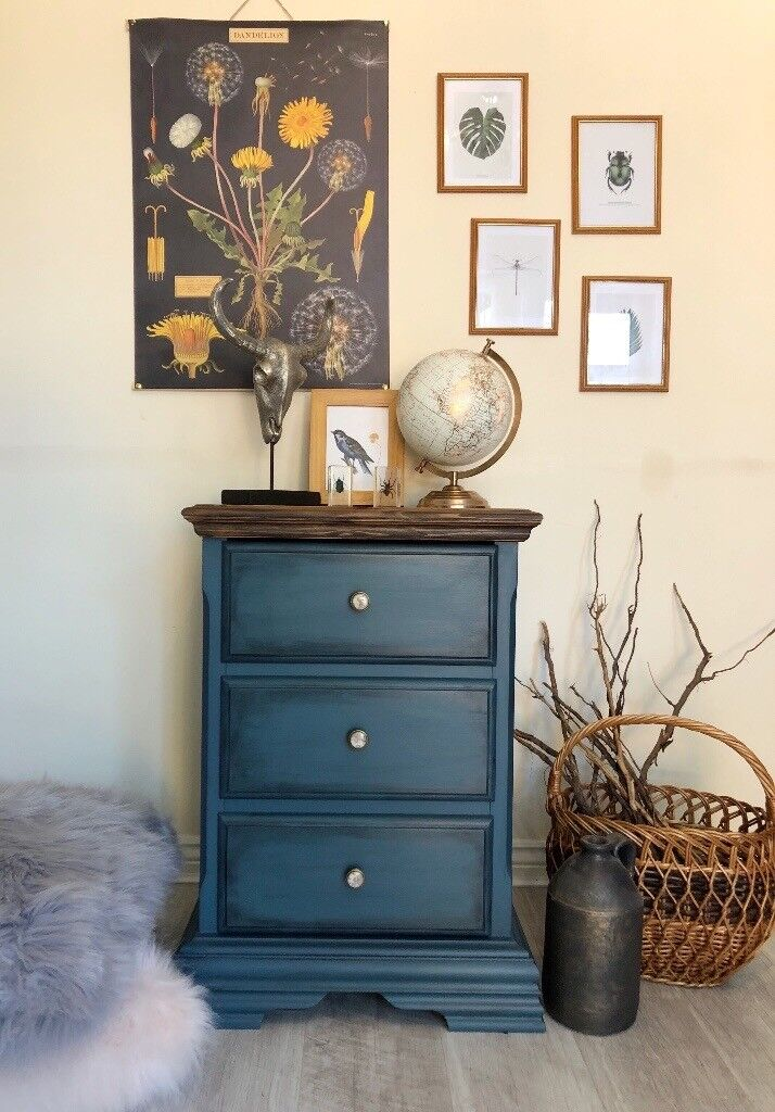 Chest Of Drawers Storage Office Furniture Hall Lounge