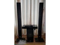 LG Blue-Ray Home Cinema System