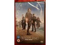 Rogue One DVD, (not Blu-ray or HD)