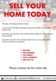 Have a property for sale!