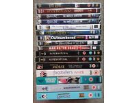 DVD'S ADULT AND CHILDRENS AND TV BOXSETS ( SOME OF THESE ARE STILL SEALED ) ALL £1 EACH.