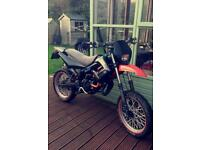 Gilera smt 50 (derbi senda 50cc) £650 if gone today