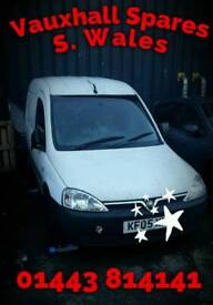 Vauxhall Combo 1.7 CDTI BREAKING FOR SPARES