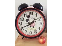 Vintage GIANT Mickey mouse clock