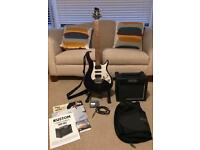 Guvnor Electric Guitar with Amp and Accessories