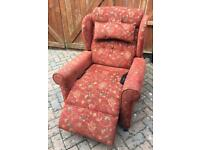 Williwbrook Rise and Recline Chair