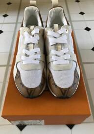Louis Vuitton Run Away Trainers