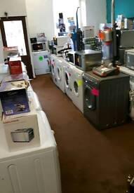 Washing machine dryer selling and repair