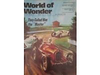 Vintage 1970's 'World of Wonder' magazine edition number 231.