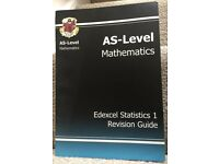 AS Mathematics S1 Revision Guide Edexcel