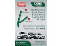 Turner Hire Drive formally Stamford Van & Car Hire