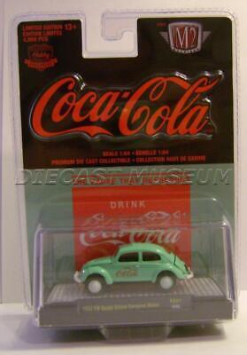 1:64 M2 Machines *AUTO-THENTICS MJS03* PINK 1967 VW Volkswagen Beetle Deluxe #2