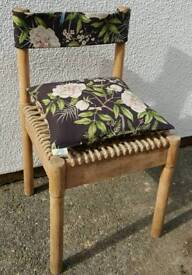Up - cycled occasional chair