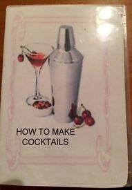 HOW TO MAKE COCKTAILS 3 DVD SET