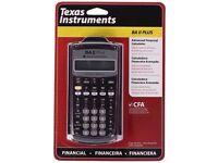 Texas Instruments BA II Plus - BUSINESS ANALYST (Brand New)