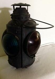 Vintage CNR Switch Lantern Kawartha Lakes Peterborough Area image 2