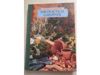 Reader's Digest The Practical Gardener 1991 Hardback - VGC gardening Lizzie Boyd. Like new