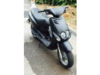 Yamaha 50 cc missing a exhaust and a with screws