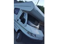 FIAT DUCATO MOTORHOME - 2•8 DIESEL - GREAT CONDITION