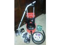 BNIB Numatic Henry hoover vacuum COMMERCIAL cleaning - cordless, battery PBT 230 in FY5