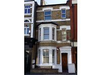 DSS OK1BEDROOM FLAT NR PARSON GREEN TUBE SUIT COUPLES OR SINGLE PARENT OFF KINGS RD &FULHAM RD ZONE2