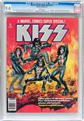 Marvel Super Special #1 Kiss