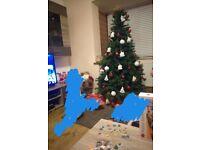 Christmas tree 180cm