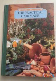 Reader's Digest The Practical Gardener 1991 Hardback - VGC gardening Lizzie Boyd