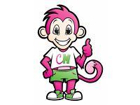 Cheeki Monkeys BIG Baby & Children's Market