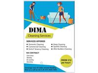 Professional,Private & Affordable Cleaning Services