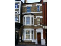 NO DEP DSS OK S.C STUDIO FLAT NEAR PARSON GREEN TUBE OFF KINGS RD &FULHAM RD IDEAL SINGLE P ZONE 2