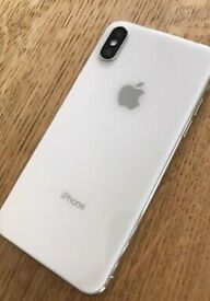 I phone x perfect condition with box