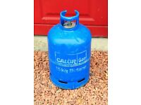 Calor gas butane bottle full caravan bbq
