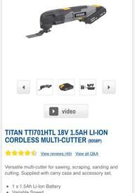Titan multi tool
