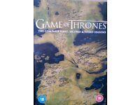 Game Of Thrones Season 1-3 Box Set