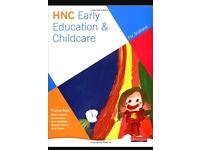 HNC early years child care book WANTED