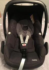 Maxi-Cosi Pebble Black