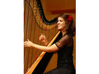 Harp Teacher / Harp Lesson / Music Theory / All ages - all levels