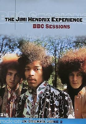 Jimi Hendrix 1998 BBC Sessions Original Promo Poster