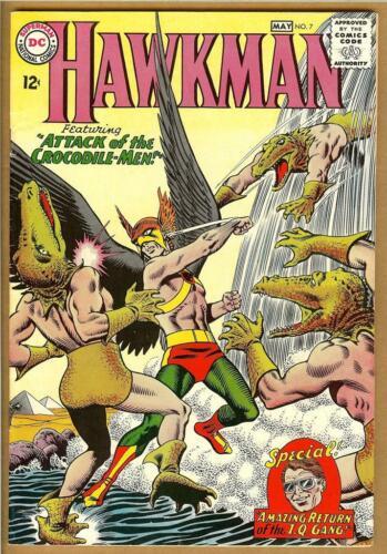 Hawkman #7 VF-